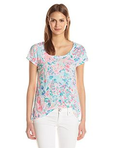a0adaa278bc Lilly Pulitzer Women s Inara Top
