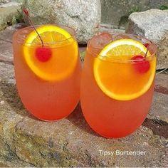 OG Mad Dog Henny - For more delicious recipes and drinks, visit us here: www.tipsybartender.com