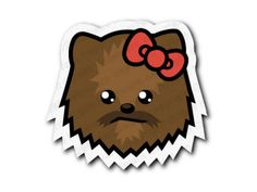 Hello Chewbacca kitty ;)