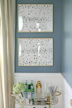 Do dots. Easy DIY Ideas For Creating Your Own Abstract Art