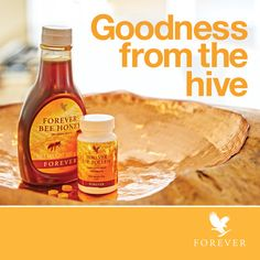 We all know how good Honey is for us.but do know what Pollen is taken for? Best Honey, Forever Aloe, Bee Pollen, Forever Living Products, Be Your Own Boss, Simple Way, Aloe Vera, Natural Health, Peanut Butter