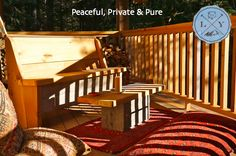 The summer is officially over, but the sun still shines warm & strong on our cabin porches. Cabin Porches, Gold Cup, Old Things, Strong, Sun, Warm, Pure Products, Outdoor Decor, Summer