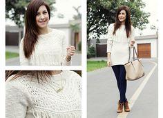 3 looks, 3 chompas Sybilla | Moda Saga Falabella