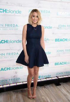 Lauren Conrad's Beach Blonde Party Look