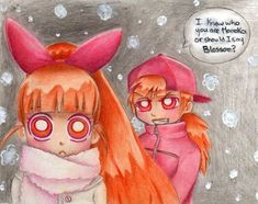 It's a Counterpart Thing... by TheDayIsSaved.deviantart.com on @deviantART