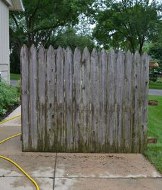 Reclaimed Wood Wall For FREE | Hometalk