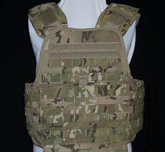 New Scalable Plate Carrier Multicam with IIIA Inserts | eBay