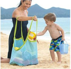 Beach Storage Bag by Baby in Motion