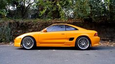 Toyota MR2 SW20 Turbo
