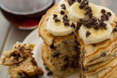 Πανεύκολα pancakes για το πρωί της Κυριακής Δεν είναι τυχαία pancakes, αλλά με…