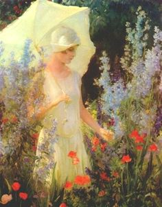 Charles Courtney Curran.