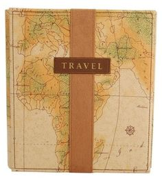 2 Up Travel Map, , hi-res