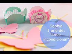 Borboletas e Casa de Passarinho - Preparativos #2 , Aniversário Sophia (1 ano) - YouTube