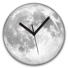 Moon Drive Clock #apt2blabor