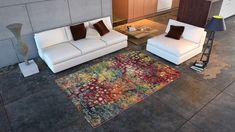 magnifique  deco tapis
