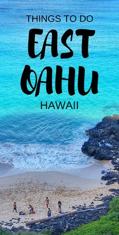 Things to do on East Oahu, Windward Oahu, Hawaii. Activities travel guide. Things to do in Oahu with hiking trails, beaches, snorkeling, temple. Kailua, Lanikai. A little bit away from Honolulu and Waikiki. Part of what to see in Hawaii on a budget with adventure for the best Hawaii vacation in the US! #hawaii #oahu