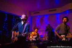 Duncan Townsend bei den Leinen Los Acoustic Sessions - Soundhelden | Hamburgs Musikpinnwand