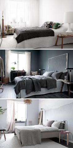 One Swedish Apartment, Three Ways