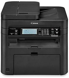 Canon imageCLASS MF227DW Wireless Monochrome Printer with Scanner Copier and Fax