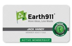 Image result for earth911 logo