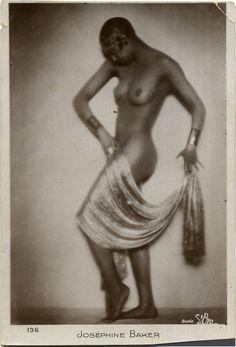Josephine Baker (c.1928)