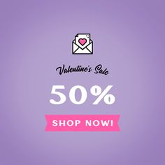 Placeit - Ad Banner Maker for a Valentine's Day Promotion Valentines Sale, Sale Banner, Forex Trading, Promotion, Ads, Graphic Design, Templates, Create, Business