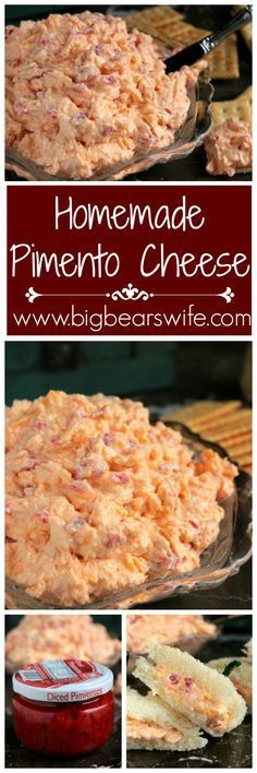 homemade Pimento cheese