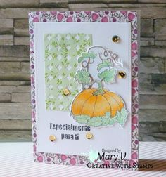 My Other World: Creative with Stamps - Mid September Inspiration
