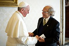 LOsservatore Romano, Audience with Nobel Prize winner Adolfo Pérez Esquivel