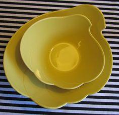 Tuuli Bowls, Heljä Liukko-Sundström 1980s, Arabia Finland Clean Design, Scandinavian Design, Finland, Mid-century Modern, Nostalgia, Mid Century, Pottery, Clay, Ceramics