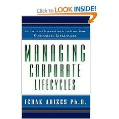 29 best books worth reading images on pinterest books to read managing corporate lifecycles by ichak adizes fandeluxe Gallery