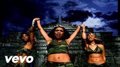 Theme song of my life!! Destiny's Child - Survivor (Official Video) ft. Da Brat