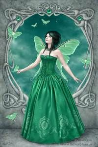 Birthstone Fairies -  May - Emerald-  My Yahoo Image Search Results