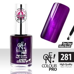 Allepaznokcie One Colour PRO 15ml 281