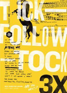 """A brasileira F/Nazca Saatch & Saatchi assina campanha para o D&AD Next Awards 2016. Alguns trabalhos publicitários emblemáticos e ícones da cultura pop foram reimaginados pela agência, em uma série de cartazes. Entre as peças revisitadas estão """"Balls"""", da Sony ; """"Grrr"""", de Honda; """"Write the Future"""", da Nike, além da capa do álbum """"Nevermind"""", do Nirvana. A ideia é incentivar jovens fotógrafos e diretores de cena a inscrever seus trabalhos na premiação promovida pelo D&AD."""
