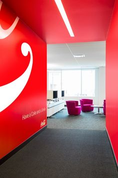 Inside Coca Colas Toronto Headquarters / figure3