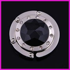 Folding Section Diamond Handbag Purse Hook Hanger QM004 . $1.75. 100% New and High Quality. Great beautiful and convenient to carry. It's used to hang your handbag from a table or bar when you are in Cafe, Restaurant, Bars , Lady's restroom and any others places, so that your handbag needn't to be layed on the ground or on the dirty floor. The best gift for Mothers Day, Weddings, Wedding Guest Gifts , Birthdays, Christmas, and any purse owner.