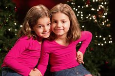 Christmas with Holly -- see Josie & Lucy Gallina in Christmas with Holly on ABC - SUNDAY, Dec. 9 9|8c - precious!