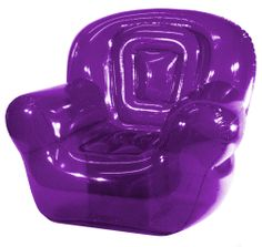 I used to buy the blow up furniture at claires all the time! I had the couch the chair and the pillow