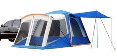 Sportz SUV BlueGrey Tent with Screen Room 10 x10 x725Feet * Visit the image link more details. This is an Amazon Affiliate links.