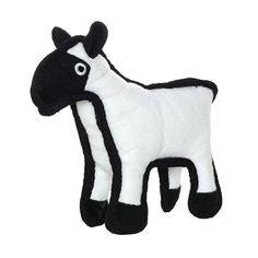 Tuffy Durable Dog Toy Barnyard Sheep - T-BY-SHEEP