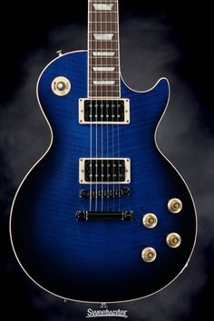 Gibson Les Paul Classic Plus (Manhattan Blue)