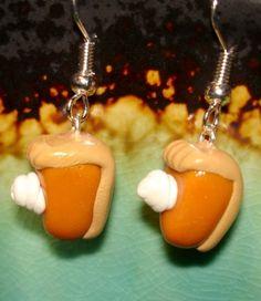 Pumpkin Pye Earrings FREE US/CANADA SHIPPING by PumpkinPyeBoutique, $15.00