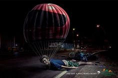 #ads Thai Health Promotion Foundation: Skateboard, Bycicle, Motorcycle