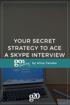 If you're preparing for a Skype interview, you absolutely must do this one thing to prepare yourself. Trust us, and thank us later.
