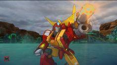 Machinima Transformers Titans Return Episode 5 REVIEW