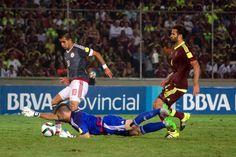 Paraguay inicia con victoria el camino Rusia 2018 - Fotos - ABC Color