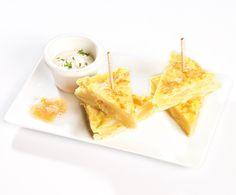 CookinArt Pinchos de Tortilla.