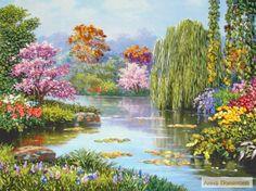 linda paisagem