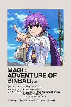 Iron Fortress, Sinbad, Minimalist Poster, Film Posters, Teen, Fantasy, Adventure, Manga, Wall
